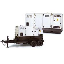 Industrial Generator Rentals
