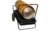 portable direct fired kerosene heaters