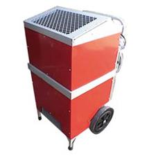 temporary Industrial Dehumidifier - Air Purification Equipment Rentals