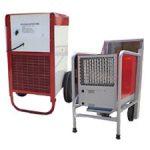 temporary industrial dehumidifier