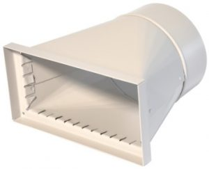 air conditioner accessories | supply duct adapter