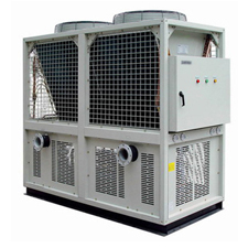air cooled chiller for rent