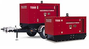 commercial generator rental