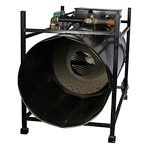 direct fired gas heater