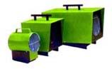 electric heater generator combo