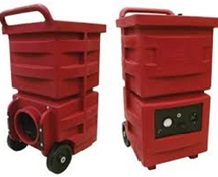 hepa filter equipment rental and Negative Air Machine Rental