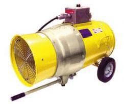 high volume ventilator fan on wheels