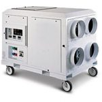 Large Air Conditioners perfect for Construction Site Cooling