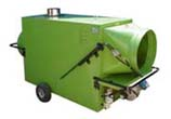 Indirect Fired Heater rental equipment