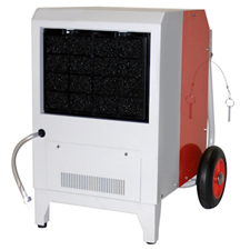 industrial dehumidifier unit rental