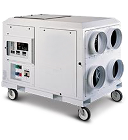 building Site Air Conditioners for Rent