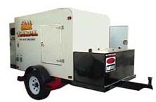 Towable Fuel Oil Heater Rentals & Hydronic Diesel Heater Rentals