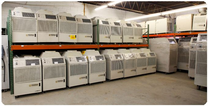 New Jersey Temporary Heating & Cooling Rental Equipment